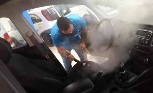 limpieza coche interior 2