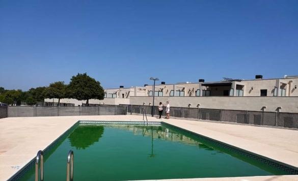 mantenimiento de comunidad piscina 1