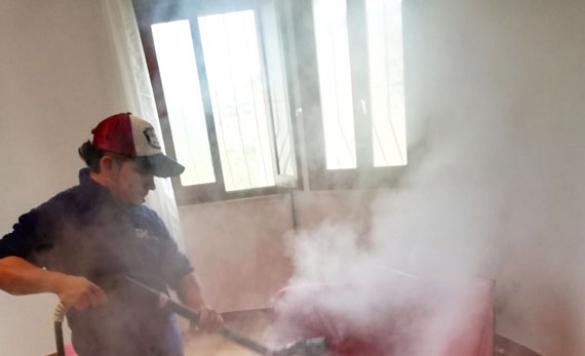desinfeccion limpieza sofa 9