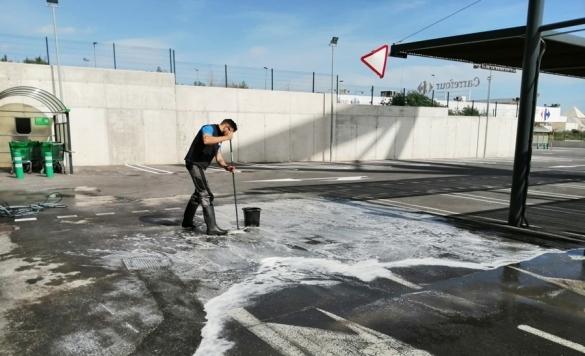 limpieza mercadona suelo 4