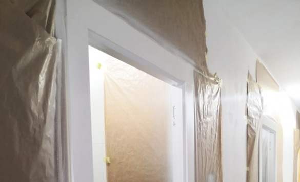 renovar puerta piso