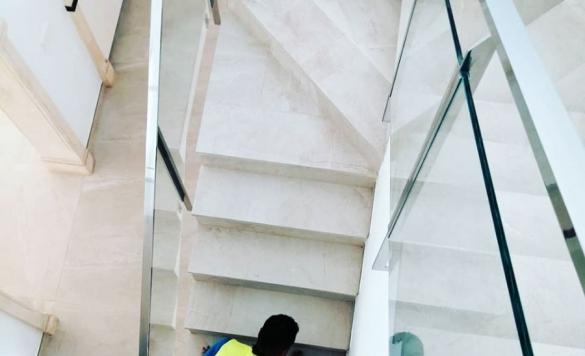 fin de obra escaleras moraira 2