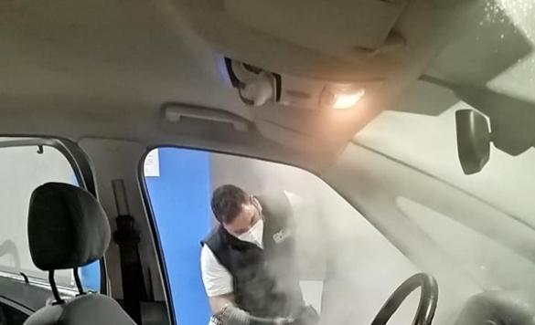 limpieza coche interior 1