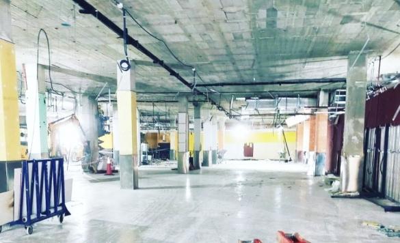 limpieza obra de construction denia