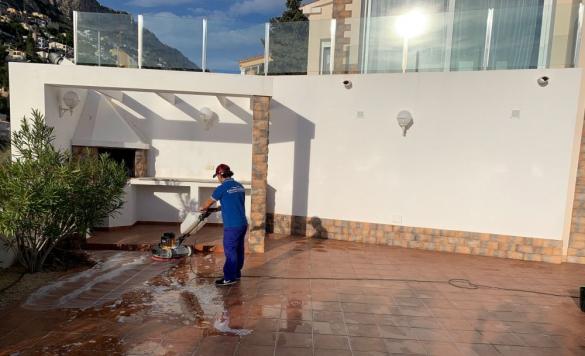 limpieza terrazas 7