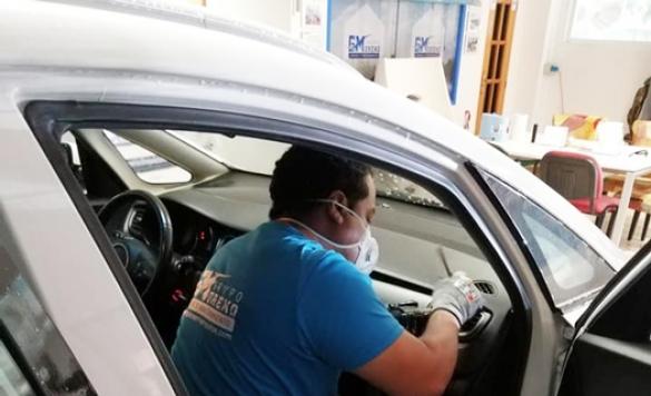 limpieza coche interior 4