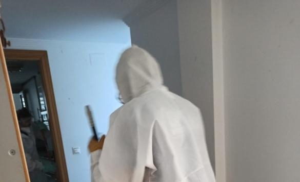 limpieza de casas síndrome diógenes calpe