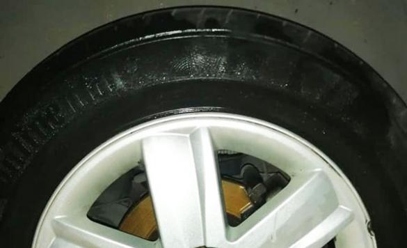 limpieza vehiculo llantas despues 1