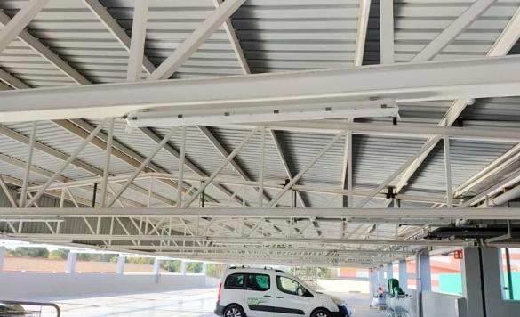 limpieza techos grandes superficies 6