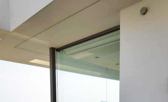 limpieza de vidrios en altura calpe