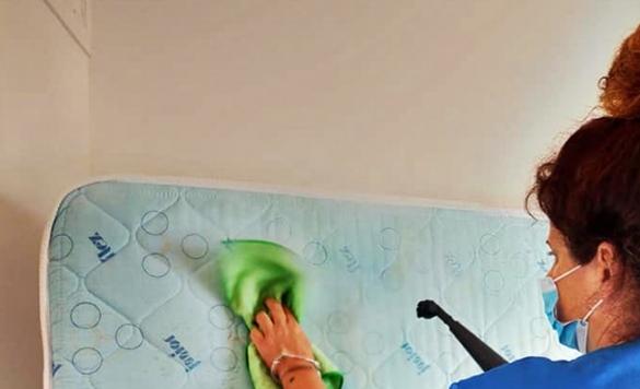 limpiar manchas colchon calpe