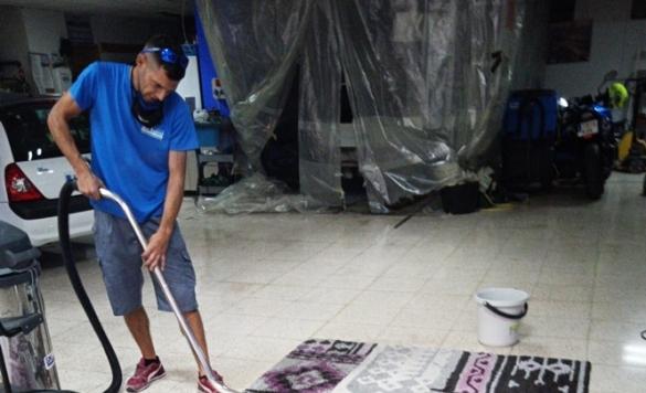 limpieza de alfombras en calpe
