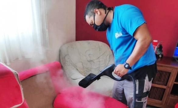 limpiar los sofas alicante