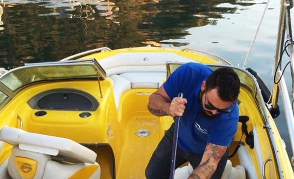 limpieza barcos calpe 1