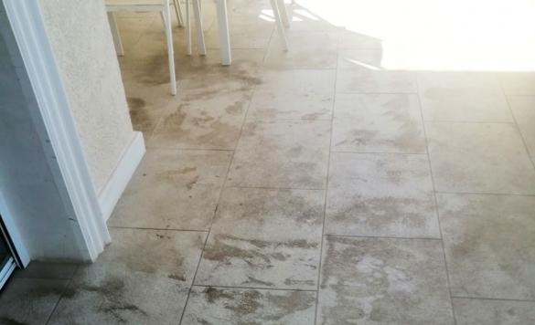 servicios de limpieza suelo antes 1
