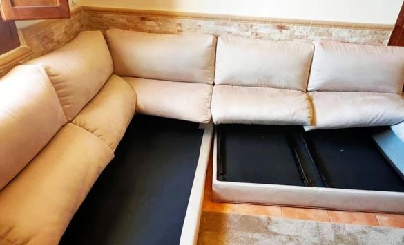 limpieza de sofa a domicilio en benissa