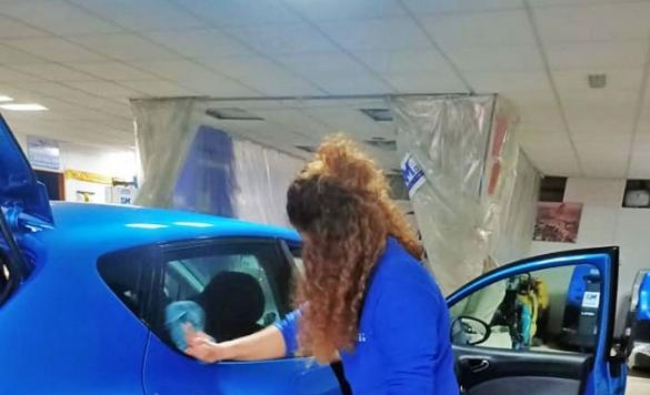 lavado a mano de vehiculos en calpe