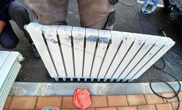 limpieza de radiadores especializada