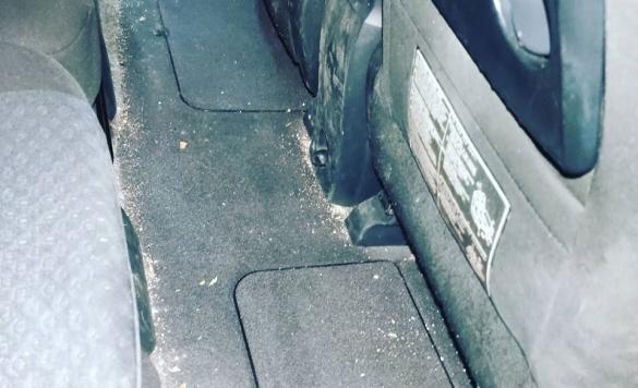 limpieza de vehiculos interior antes 1