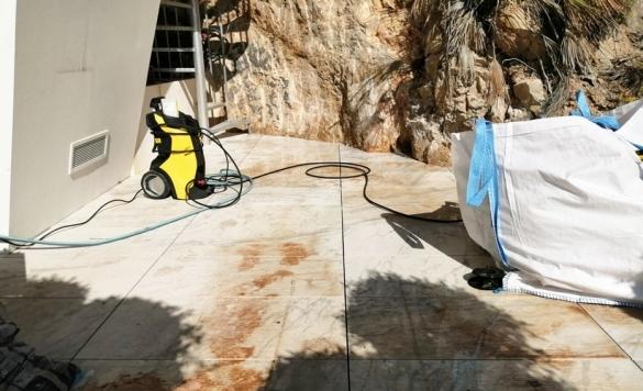 limpieza suelos antes 2
