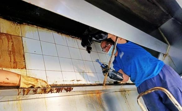 limpieza campana de cocina 1