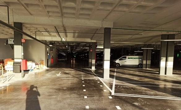 limpieza parking altea 2