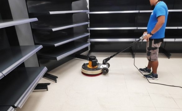 limpieza suelos alicante
