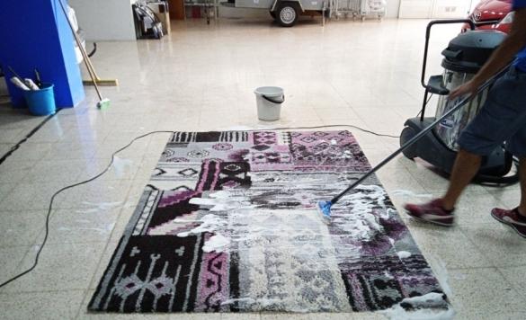limpieza alfombras en calpe