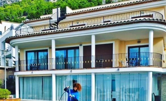 limpieza de terrazas profesional