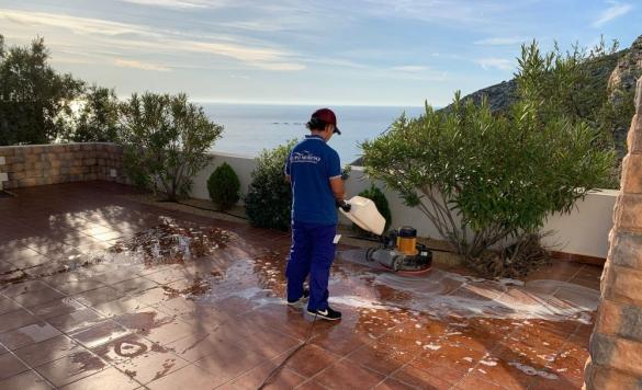 limpieza terrazas 8