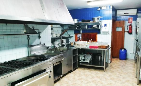 limpieza y desinfeccion cocinas