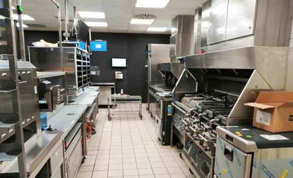 limpieza mcdonalds cocina 4