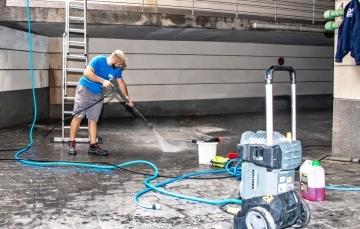 limpieza suelos de barro