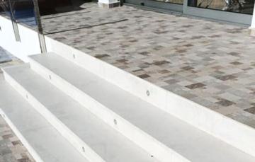 limpieza pullido escaleras