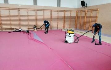 limpieza alfombras y moquetas