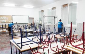 limpieza colegios