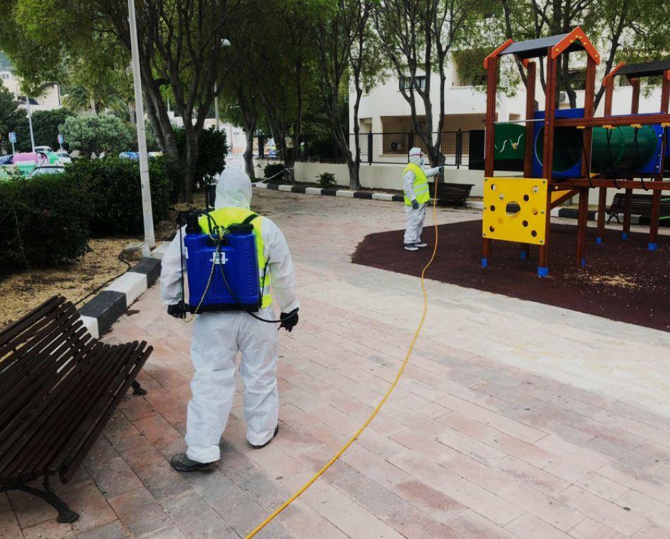 Proyecto desinfeccion por coronavirus