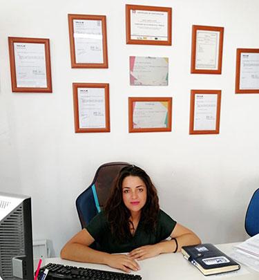 Anca Florean Administración